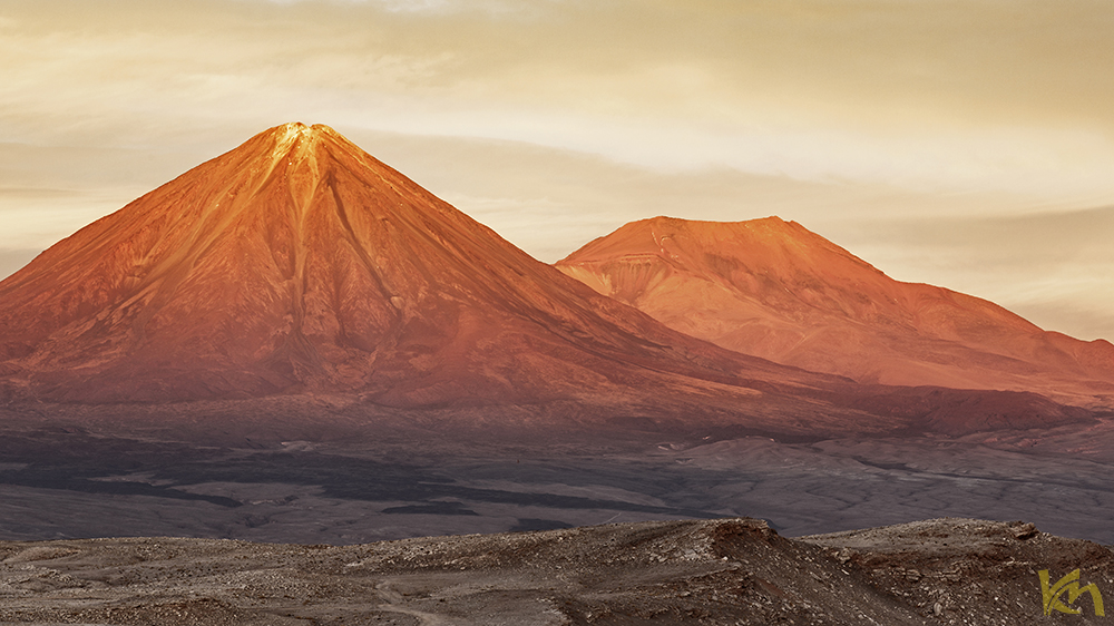 Vulkan-Chile